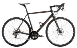 Serotta Design Studios Duetti S1 alloy road bike with disc brakes