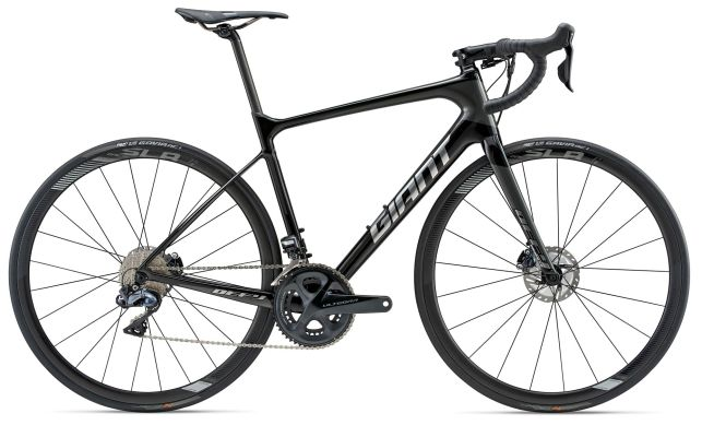 Giant Defy Advanced Pro 0 carbon endurance bike