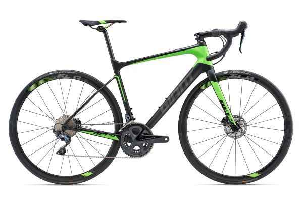 Giant Defy Advanced Pro 1 carbon endurance bike