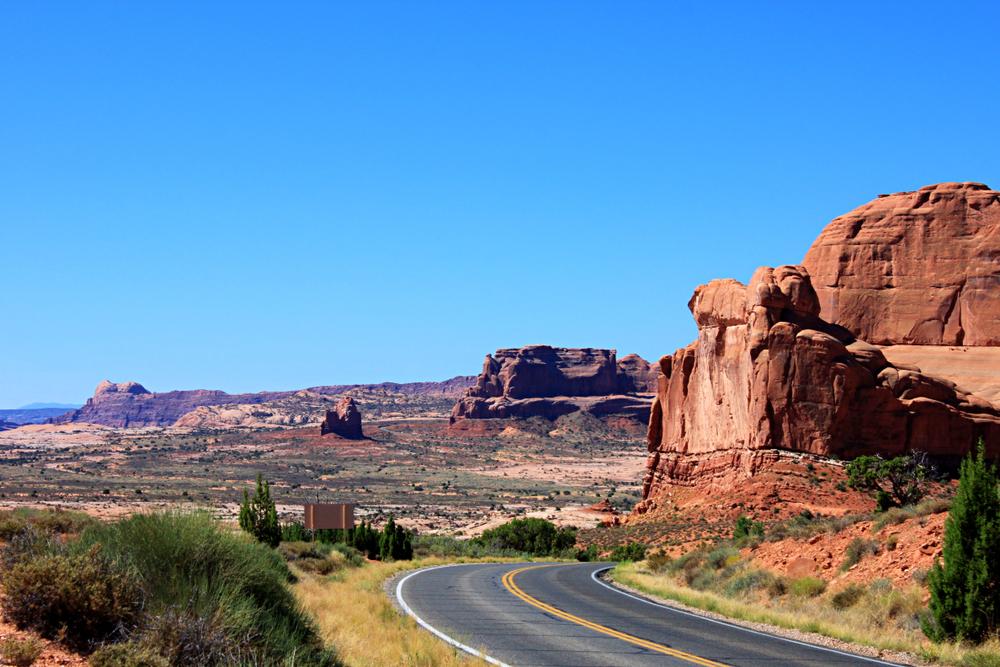 Moab Canyon Pathway, Utah