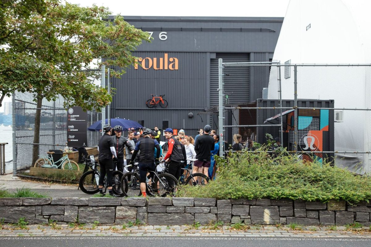 Lululemon X Strava: Ghost Run Hosted by Roula – Roula